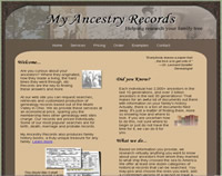 My Ancestry Records