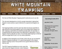 White Mountain Trapping